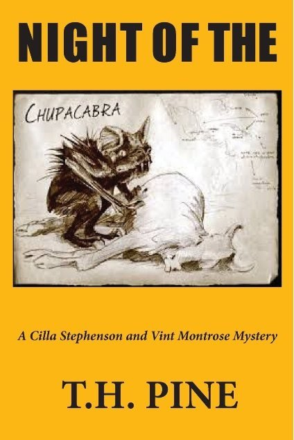 La Maison Publishing Night of the Chupacabra